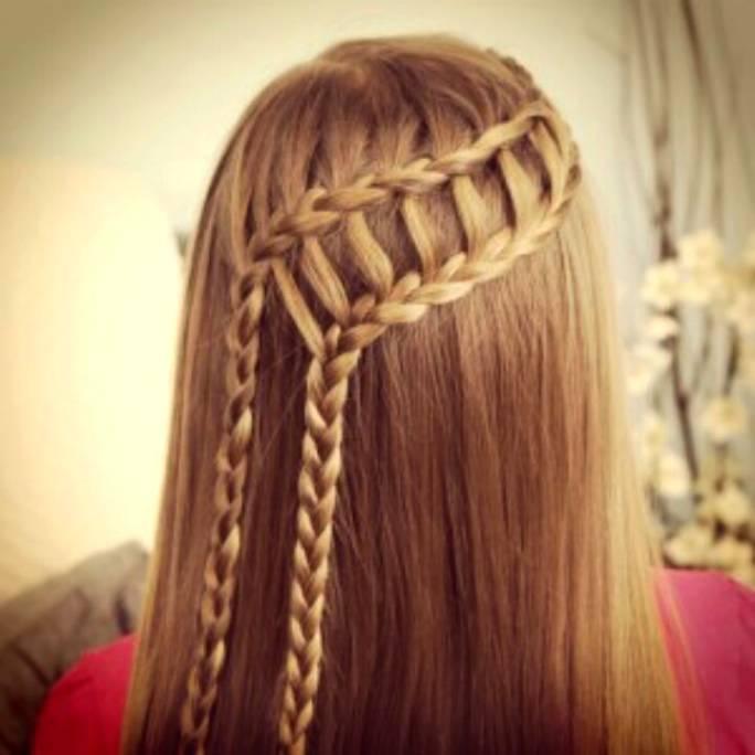 for-silky-hair Skinny Girl Hair Looks - 25 Best Hairstyles for Skinny Girls