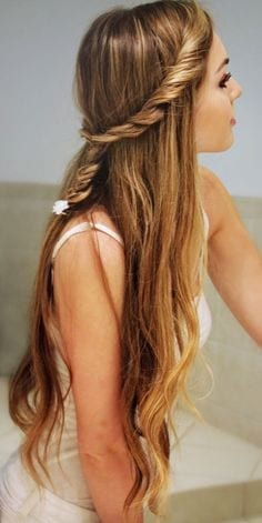 highschoolgirls Skinny Girl Hair Looks - 25 Best Hairstyles for Skinny Girls
