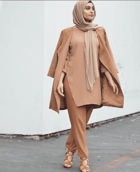 hijab-without-pins Top 20 Hijab Style Trends for Muslim Women These Days