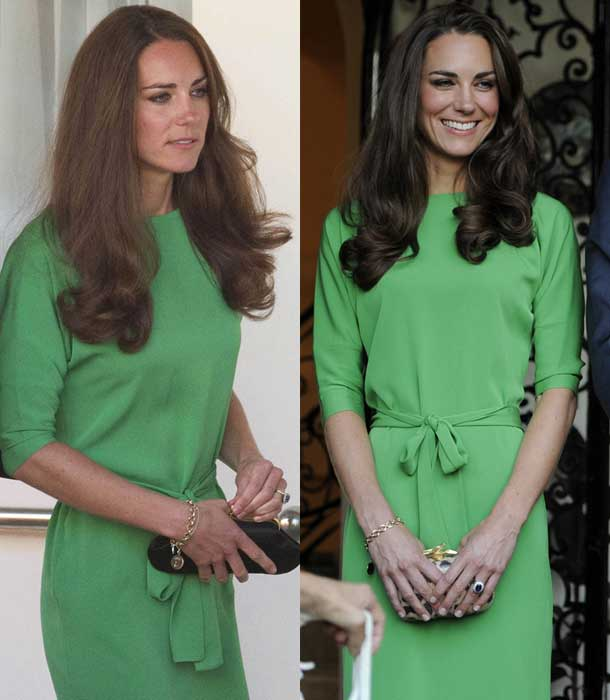 image-1-for-kate-middleton-queen-of-the-green-gallery-133093470 20 Times Kate Middleton Recycled Her Wardrobe