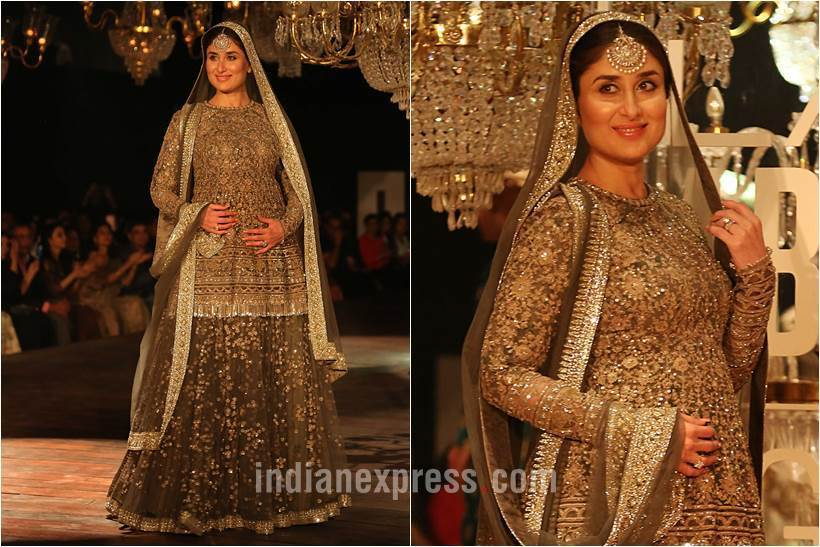kareena-kapoor-lehenga 20 Latest Bridal Lehenga Designs and Ideas to try this year