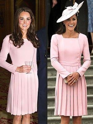 kate-middleton-300x400 20 Times Kate Middleton Recycled Her Wardrobe