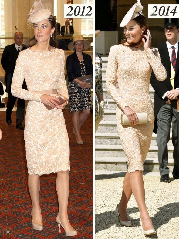 kate 20 Times Kate Middleton Recycled Her Wardrobe