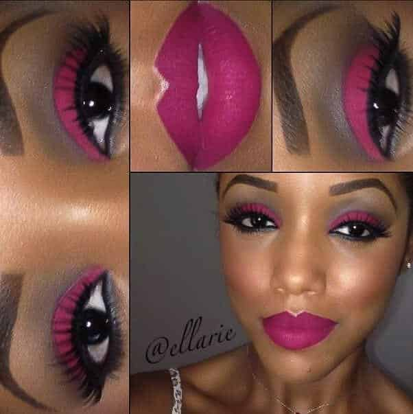 make-up 50 Cutest Pictures of African Girls of All Ages