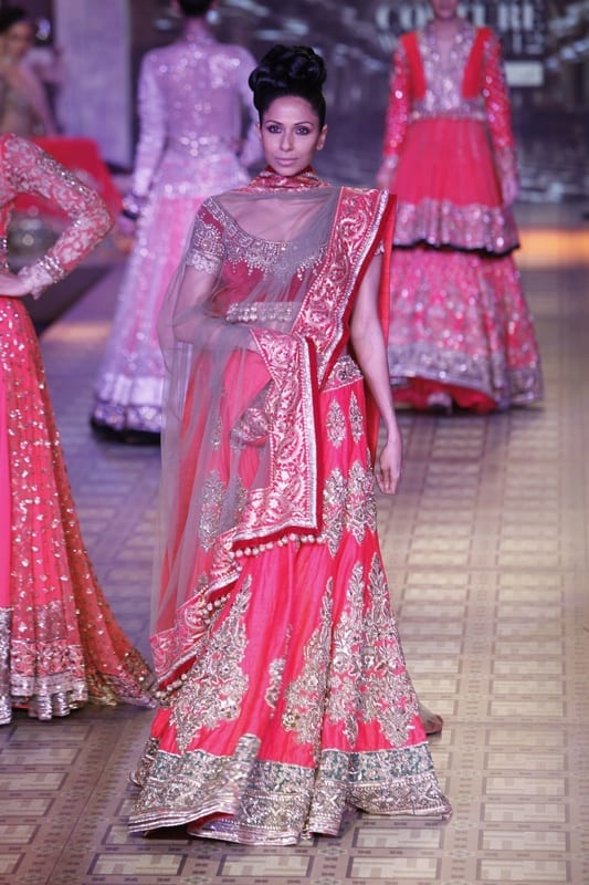 Best bridal lehengas to try this year (9)