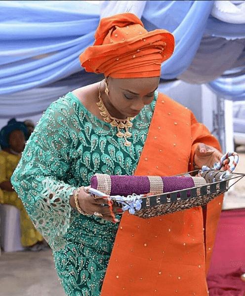 African Mother of Bride Dress