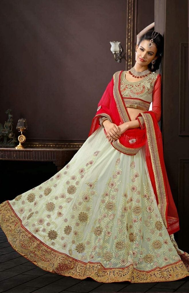Best bridal lehengas to try this year (3)