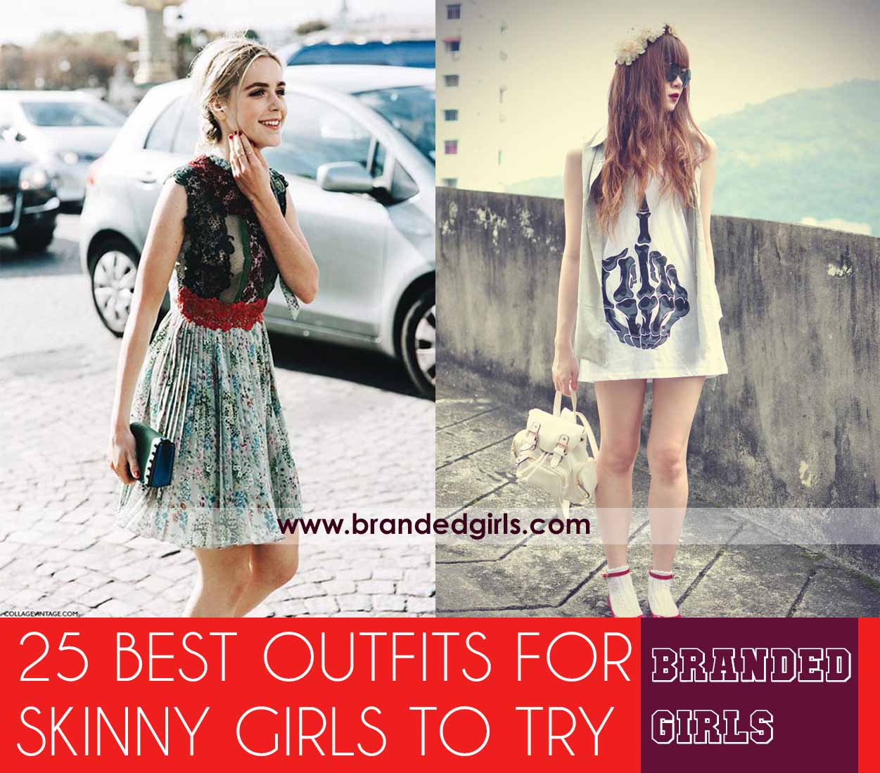 polyvore-sample-18 25 Cute Outfits for Skinny Girls-Ideas What to Wear being Skinny