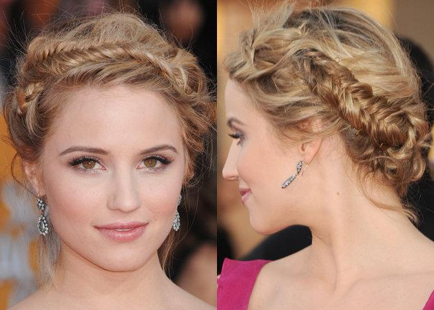 prom-casual-and-party-hairstyles-2013 Skinny Girl Hair Looks - 25 Best Hairstyles for Skinny Girls