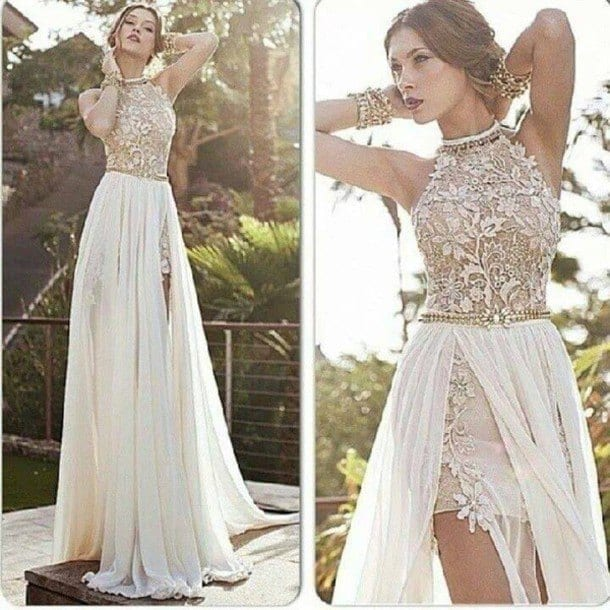 qropyd-l-610x610-dress-longeveningdresses-longpromdresses-maxidress-julievinodresses-promdress-lacedress-longdress-whitedress-flowydress-highlowdresses-lacedress-prom-beautifulballgo Latest Bridal Gowns - 20 Most Perfect Bridal Gowns this Year
