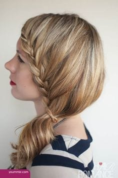 quick-hairdo-for-school Skinny Girl Hair Looks - 25 Best Hairstyles for Skinny Girls