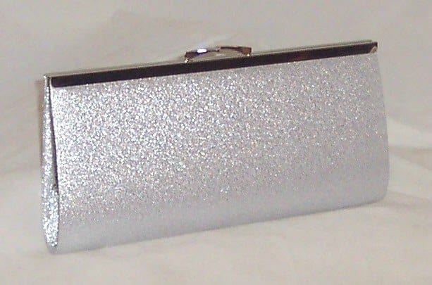 silver-lame-evening-clutch-bag-by-farfalla-90218-4325-p Bridal Dupatta Settings–17 New Ways to Drape Dupatta for A Wedding