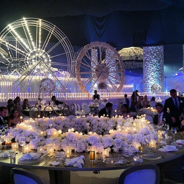 5-10-most-beautiful-arab-weddings-of-all-time Top 10 Most Expensive Arab Weddings of All The Time