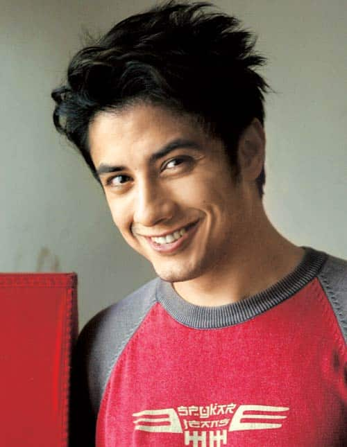 Ali-Zafar Ali Zafar Hairstyles - 15 Best Hairstyles of Ali Zafar to Copy
