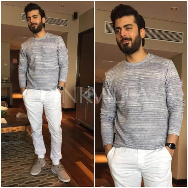 Fawad-Khan-Kapoor-and-Sons-Koovs-Kenneth-Cole-Hats-Off-Accessories-Shoes Fawad Khan Dressing Styles-27 Best Outfits of Fawad Khan to Copy