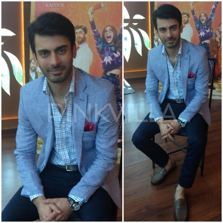 Fawad-Khan-Khoobsurat-promotions-003 Fawad Khan Dressing Styles-27 Best Outfits of Fawad Khan to Copy