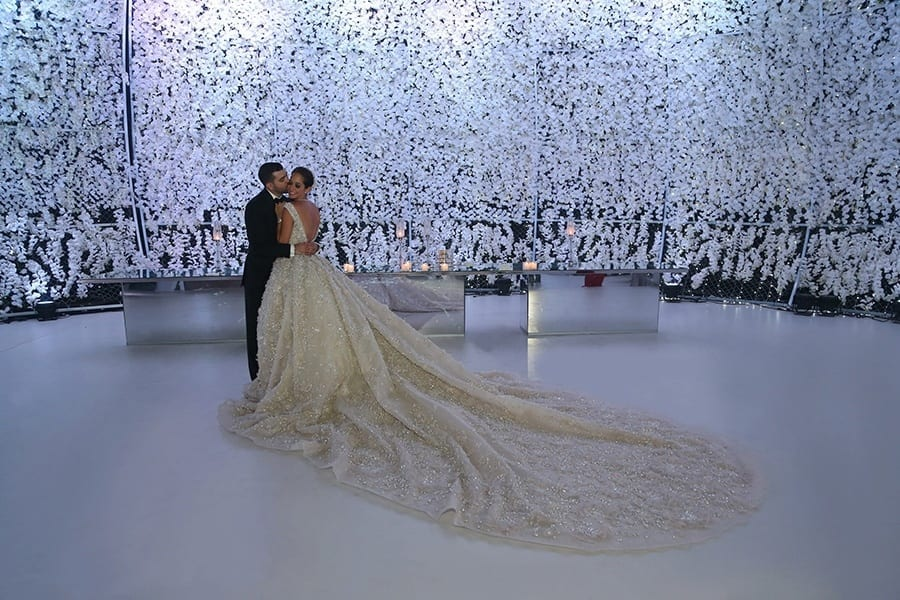 Wedding-of-the-year-Lana-el-Sahely17-_600px Top 10 Most Expensive Arab Weddings of All The Time