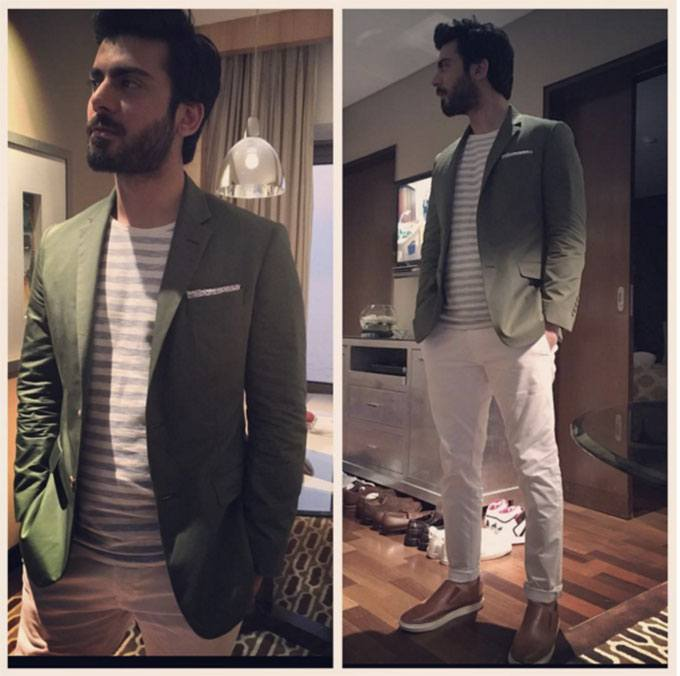 fawad-4 Fawad Khan Dressing Styles-27 Best Outfits of Fawad Khan to Copy
