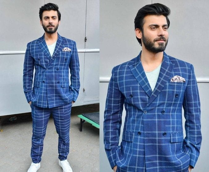 fawad-7-e1472917202816 Fawad Khan Dressing Styles-27 Best Outfits of Fawad Khan to Copy