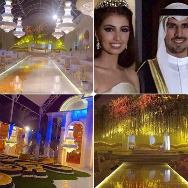 sabah Top 10 Most Expensive Arab Weddings of All The Time