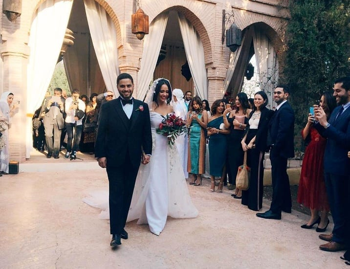 saudi-designer-fyunka-alaa-hashim-balkhy-morocco-wedding-dress-razan-alazzouni-01 Top 10 Most Expensive Arab Weddings of All The Time