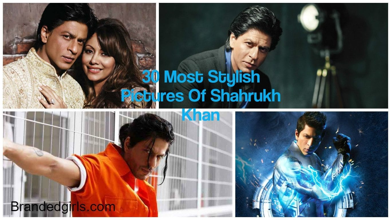 FotorCreated-1 Shahrukh Khan Pictures–30 Most Stylish Pictures Of Shahrukh Khan