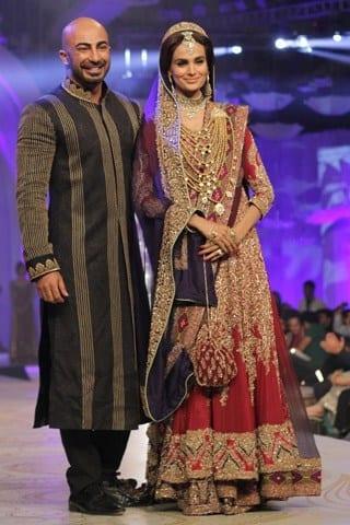 best fashion designers for bridal wear in pakistan (11)