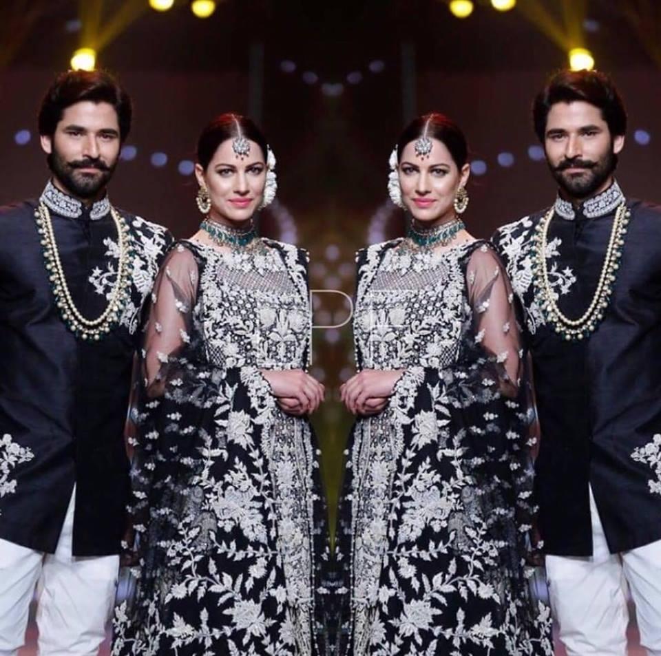 best-pakistani-fashion-designers-umar-sayeed-bride-2016 Top 5 Bridal Designers of Pakistan-Best Pakistani Fashion Designers