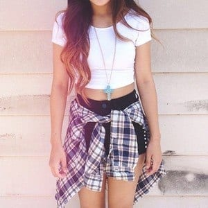 img-thing How to Wear Bandeau Tops-20 Cool Styles to Wear Bandeau Tops
