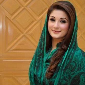 maryam-nawaz Beautiful Pakistani Female Politicians-Top 10 Attractive Pakistani Politicians