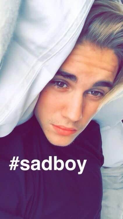 Justin Hollywood Celebrity Snapchats-15 Hollywood Snapchat Accounts to Follow