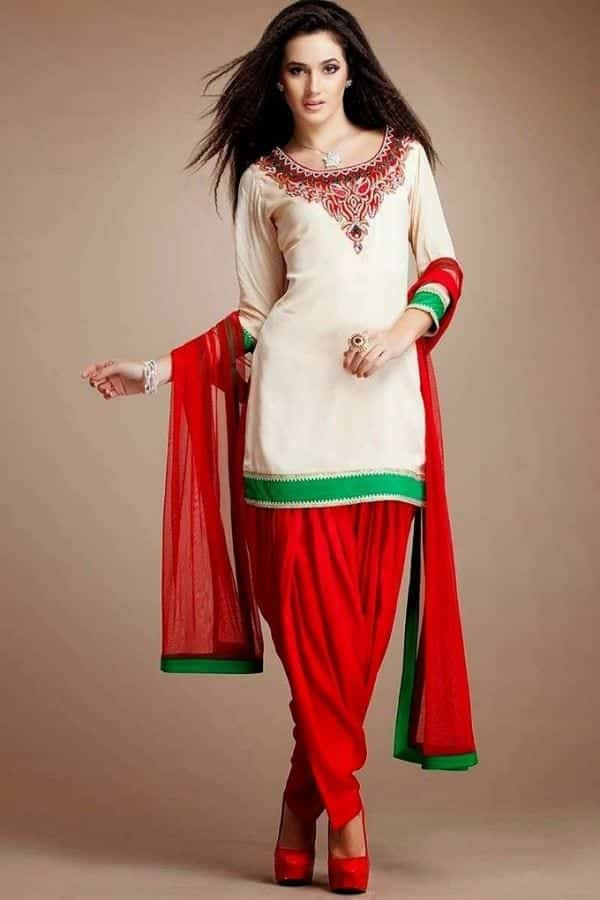 LSKLD-11 Latest Shalwar Kameez Designs for Girls-15 New Styles to try