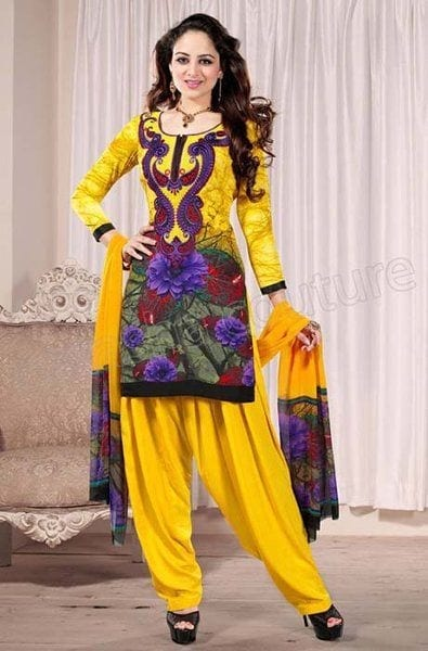 Latest-Design-Of-Salwar-Kameez-Collection-2016-For-Women-007 Latest Shalwar Kameez Designs for Girls-15 New Styles to try