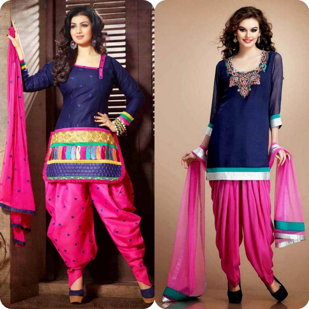 Latest-Pakistani-and-Indian-Patiala-Shalwar-Kameez-Suits-Designs-16-1024x1024 Latest Shalwar Kameez Designs for Girls-15 New Styles to try