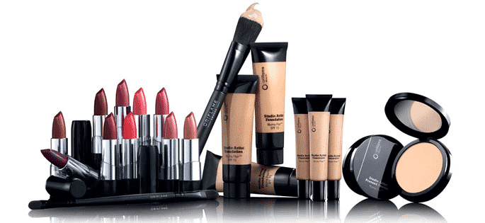 Oriflame Top Cosmetic Brands 2017-10 Most Popular Beauty Brands List