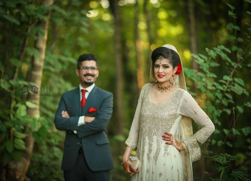 SHJ-Pakistani-Wedding-Photographers Pakistani Bride and Groom Photo Shoot-Pakistani Wedding Poses
