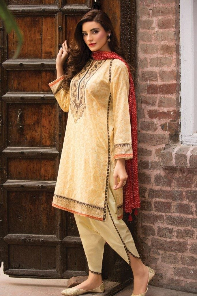 Tulip-Pant2-683x1024 Latest Shalwar Kameez Designs for Girls-15 New Styles to try