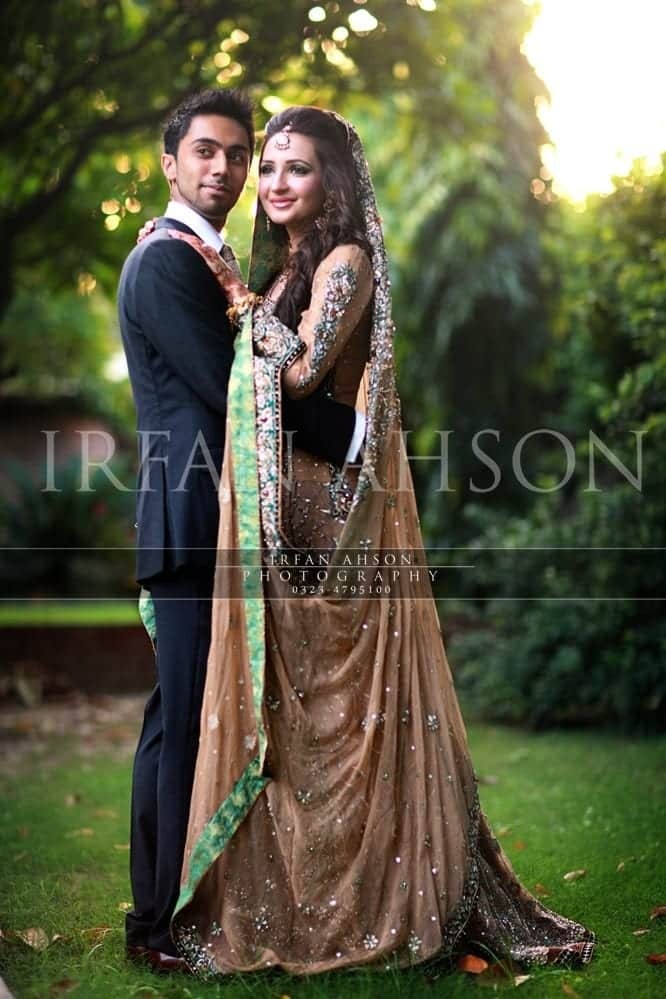 blog Pakistani Bride and Groom Photo Shoot-Pakistani Wedding Poses