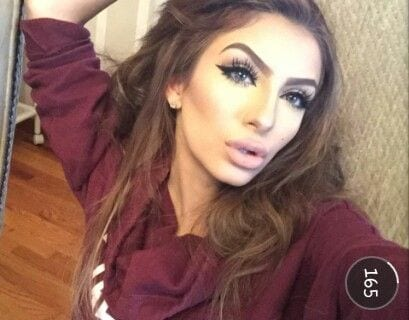 faryal Pakistani Celebrities Snapchat-25 Pakistani Snapchat Accounts to Follow