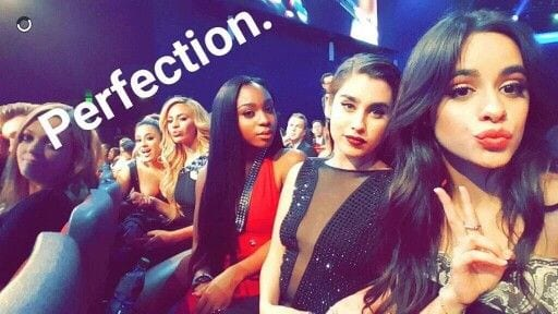 fifth-harmony Hollywood Celebrity Snapchats-15 Hollywood Snapchat Accounts to Follow