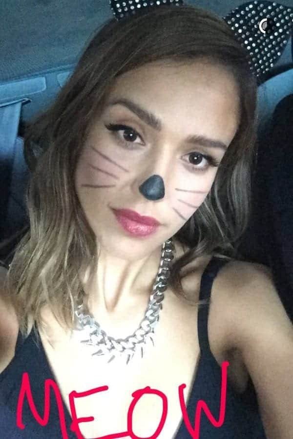 jess Hollywood Celebrity Snapchats-15 Hollywood Snapchat Accounts to Follow