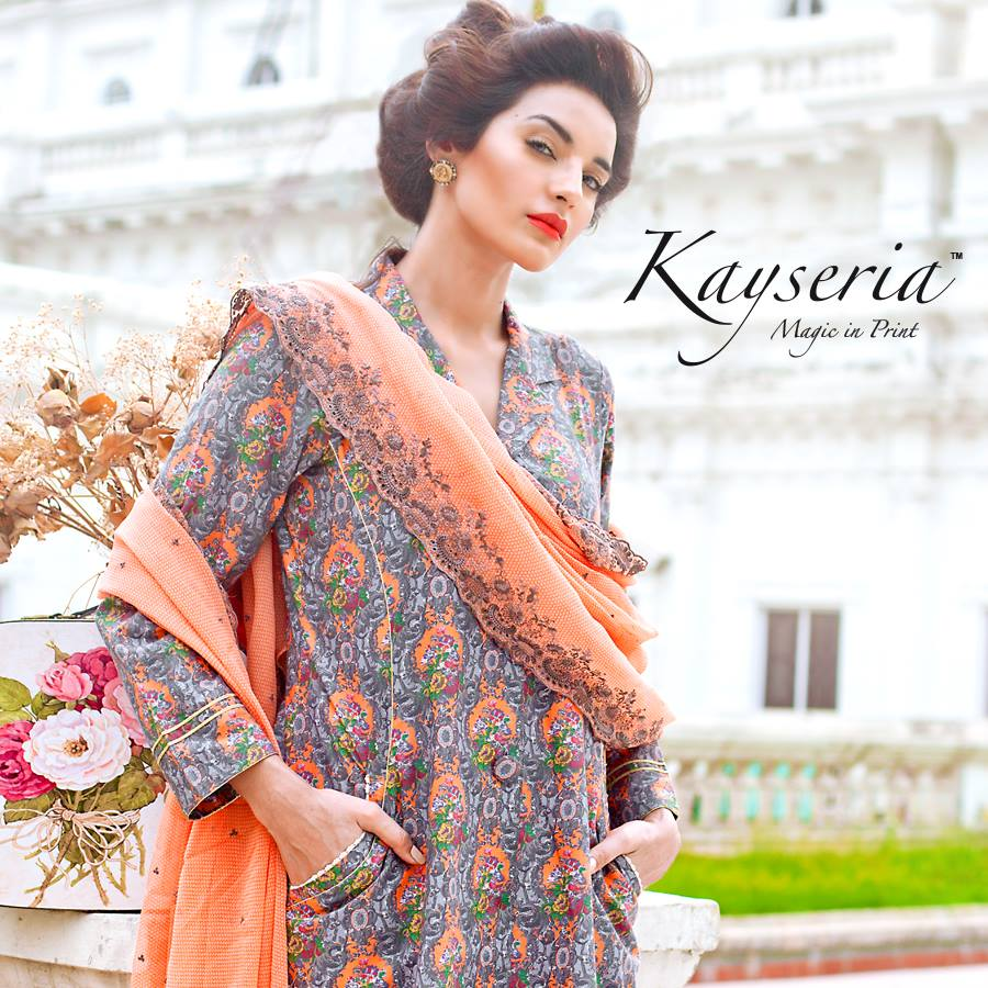 kayseria-fall-winter-collection-2014-2015-23 15 Most Expensive Clothing Brands in Pakistan 2017