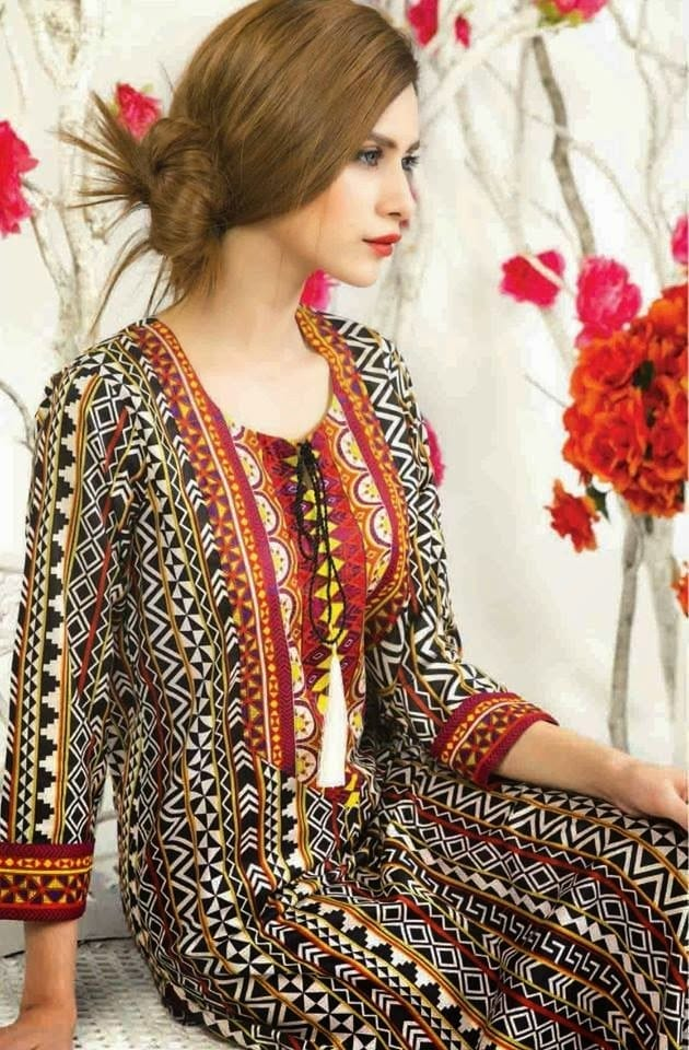 satrangi 15 Most Expensive Clothing Brands in Pakistan 2017