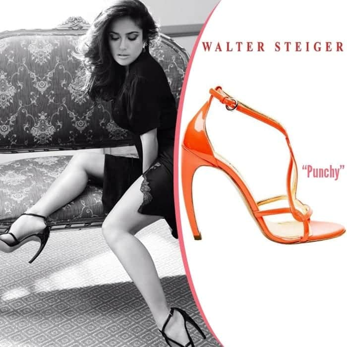 walter-steiger Top Heel Brands - 10 Most Comfortable Heel Brands 2017