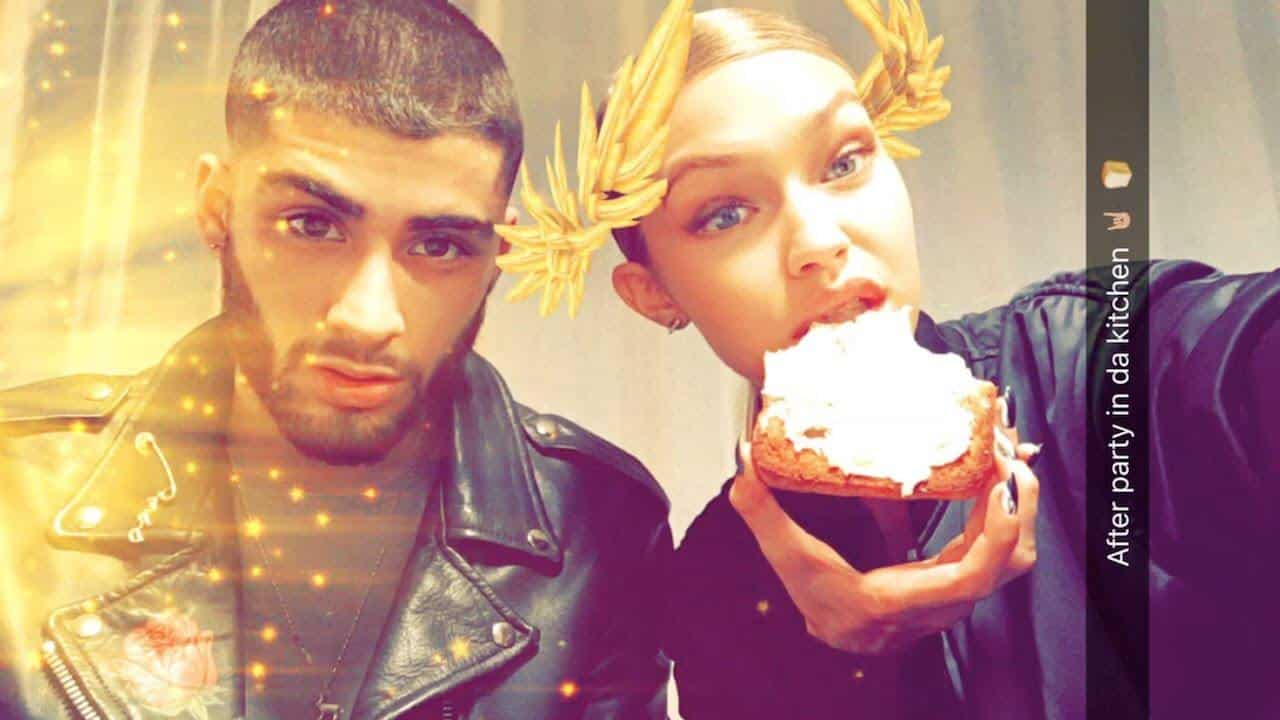 zayn Hollywood Celebrity Snapchats-15 Hollywood Snapchat Accounts to Follow