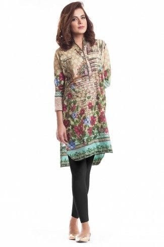 Alkaram1 Latest kurti designs 2017 from top 15 kurti designers these days