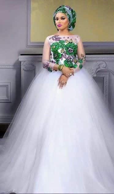 Ankara-Style-Wedding-Gowns Ankara Styles for Wedding-17 Cool Ankara Dresses for Wedding 2017