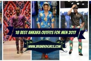 Ankara Styles for Guys-18 Best Ankara Outfits for Men 2017