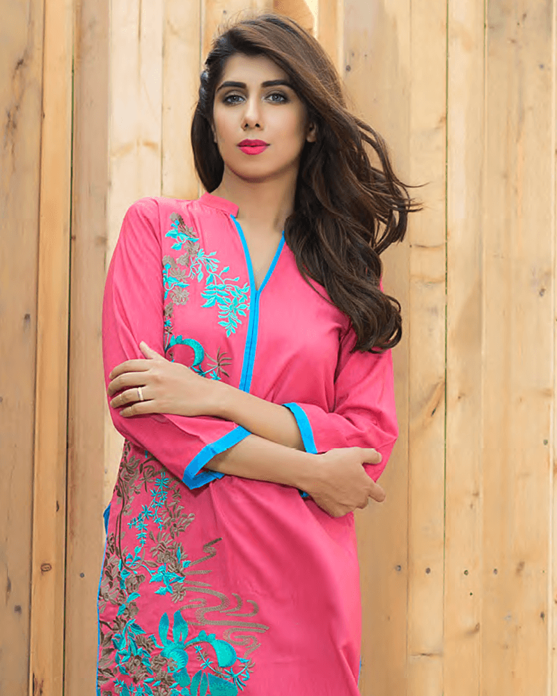 Charizma2 Latest kurti designs 2017 from top 15 kurti designers these days