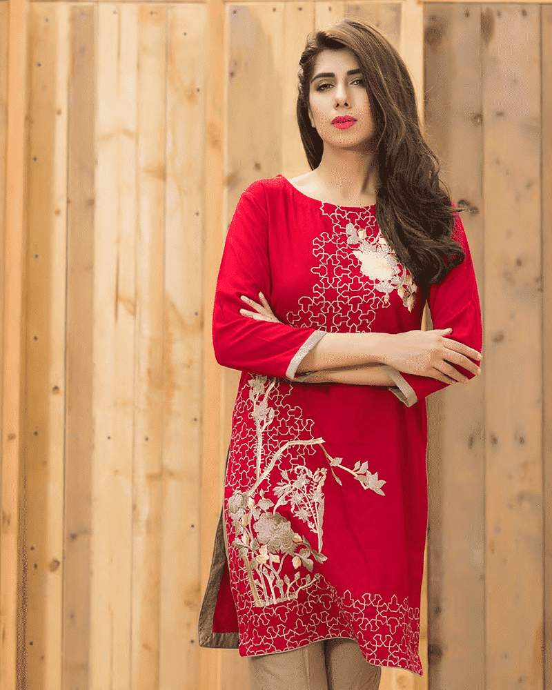 Charizma3 Latest kurti designs 2017 from top 15 kurti designers these days
